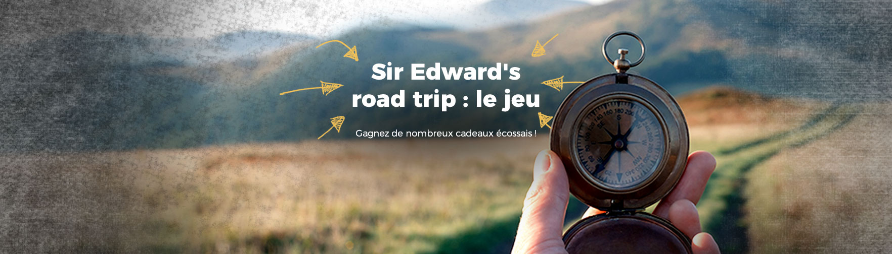 Jeu de piste Sir Edward's