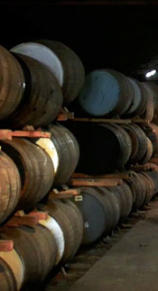 How Sir Edward's whisky is made