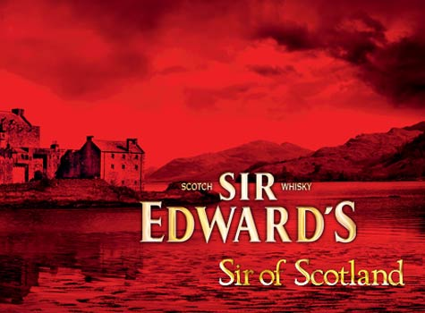 The Sir Edward's brand territory