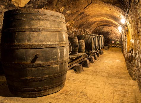 The barrel, a concentration of aromas for whisky