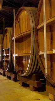 Whisky maturation in Scotland