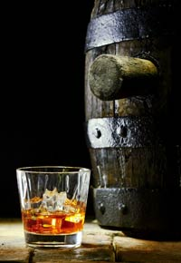 The origins of Whisky