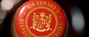 Sir Edward's scotch whisky