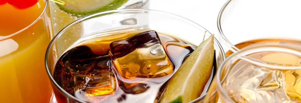 Whisky, destination cocktails