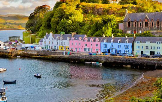 L'Ile de Skye, un voyage inoubliable