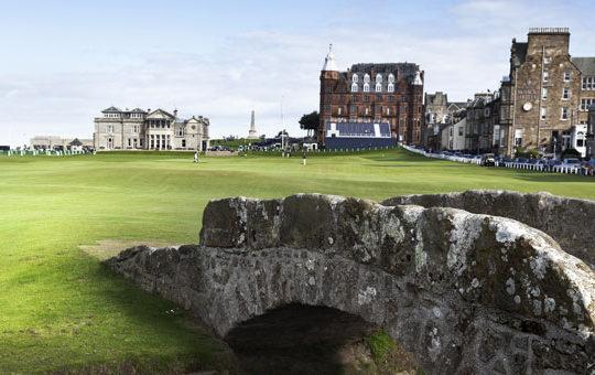 L'Écosse, le vrai pays du golf
