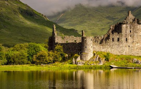 Les 5 châteaux écossais à visiter