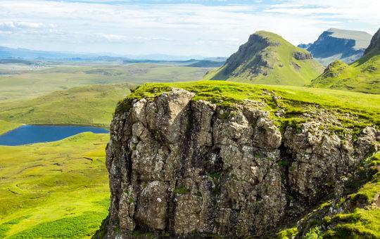 Fou de randonnée? Essayez le Munro bagging en Écosse!