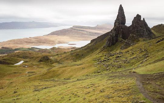 Vacances en Écosse: où dormir sur l'île de Skye?
