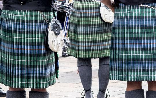 Ecouter de la musique traditionnelle à Édimbourg