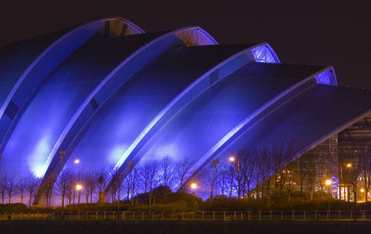 Les 6 meilleures salles de concert de Glasgow