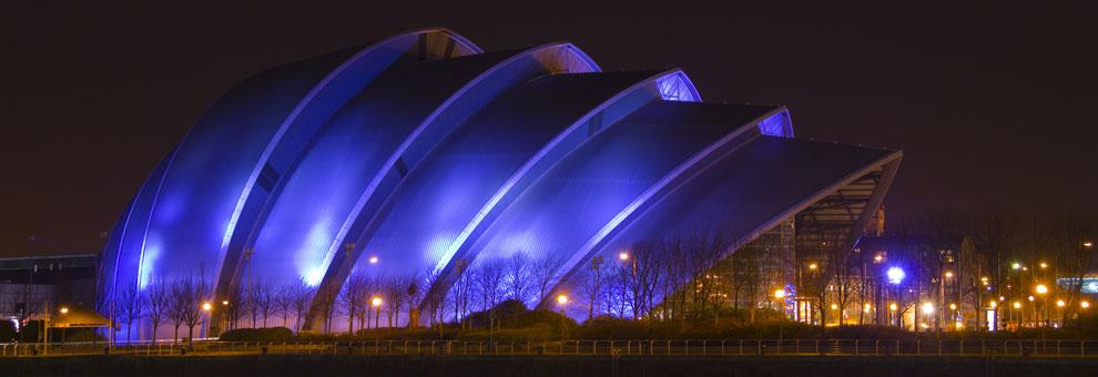 6 meilleures salle de concert Ecosse