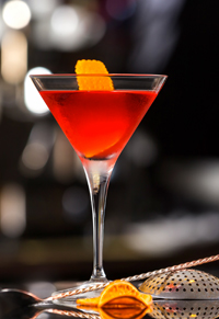 Manhattan cocktail, une rencontre mythique