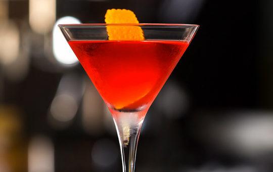 Manhattan cocktail, une rencontre mythique