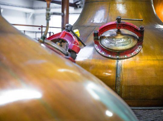 L'alambic, le secret du Scotch Whisky !