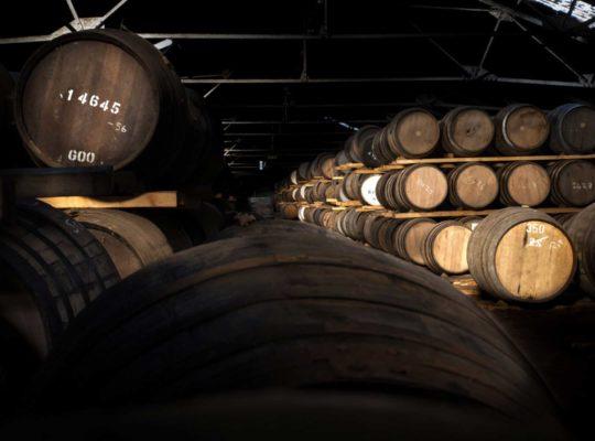 Le scotch whisky, le secret du temps qui passe