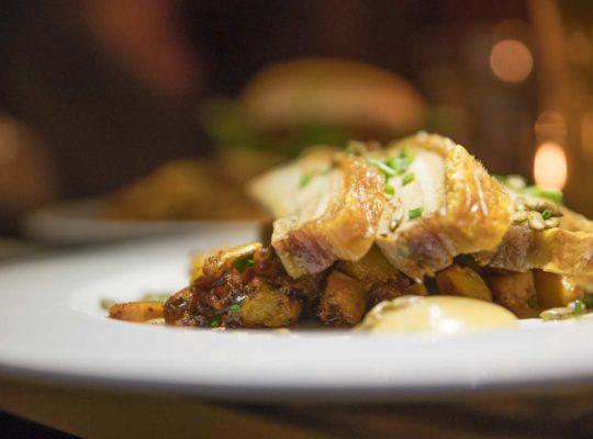 Une pause gourmande à Glasgow? Testez les ribs de porc !