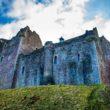 Le château de Doune, un petit air de star