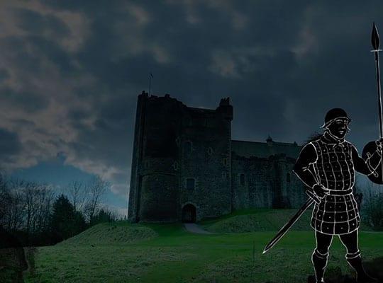 L'histoire du chardon d'Écosse