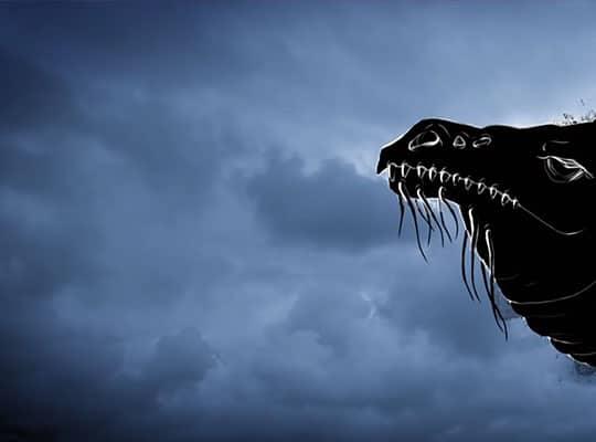 La légende du dragon Master Stoorworm