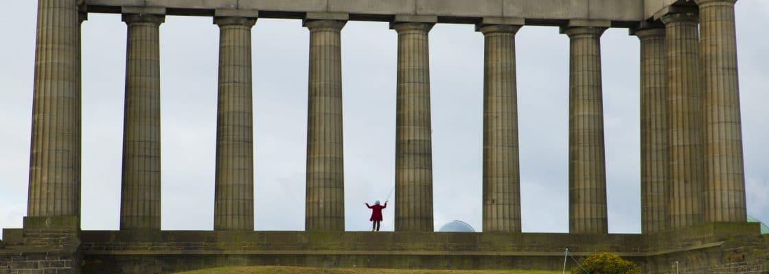 Un air de Grèce à Edimbourg !