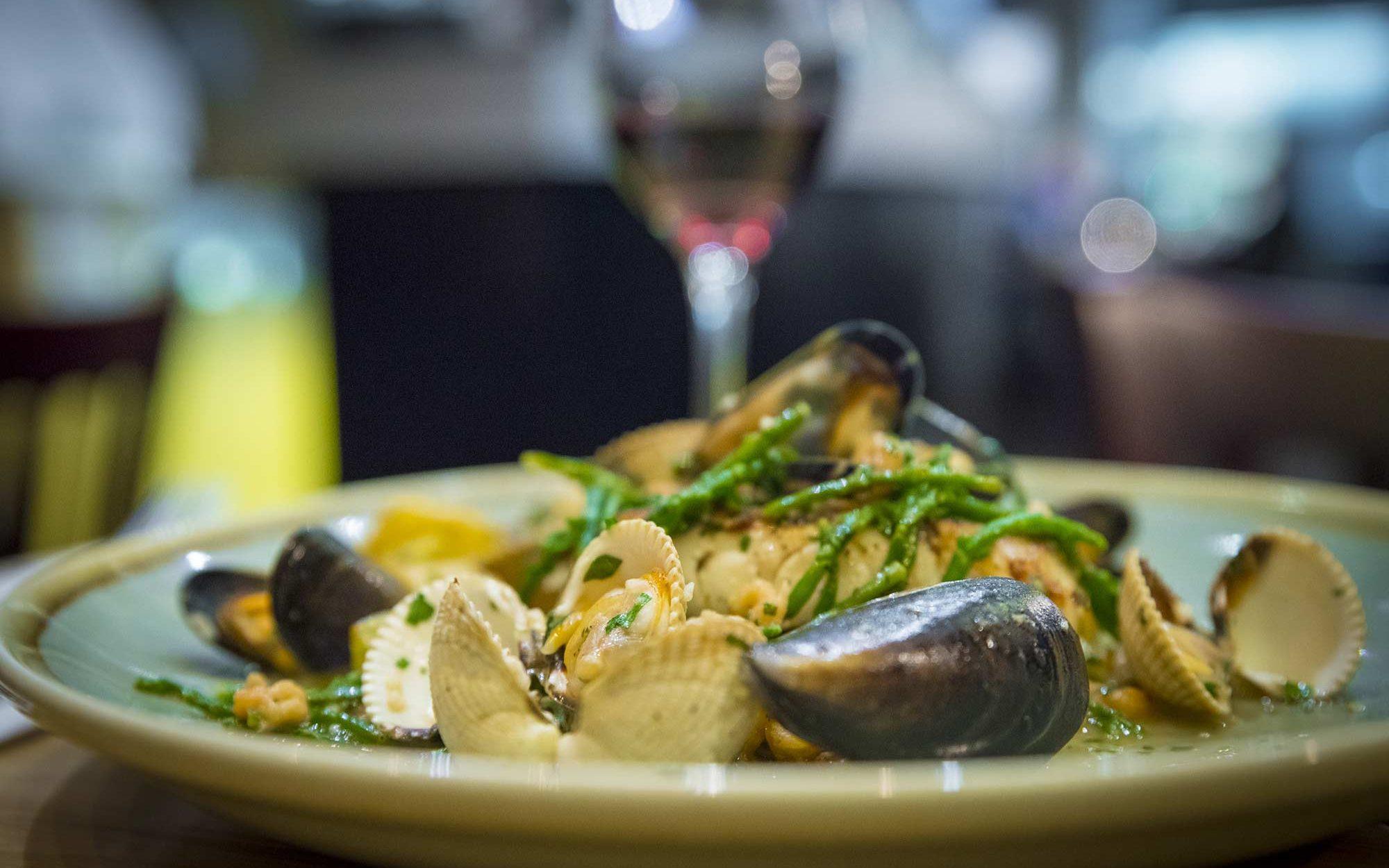 restaurant First Coast Ecosse roadtrip Siredwards