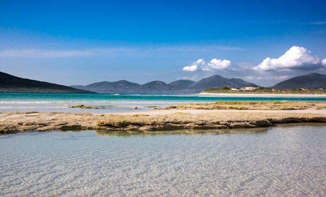 En Écosse ou sous les tropiques ?