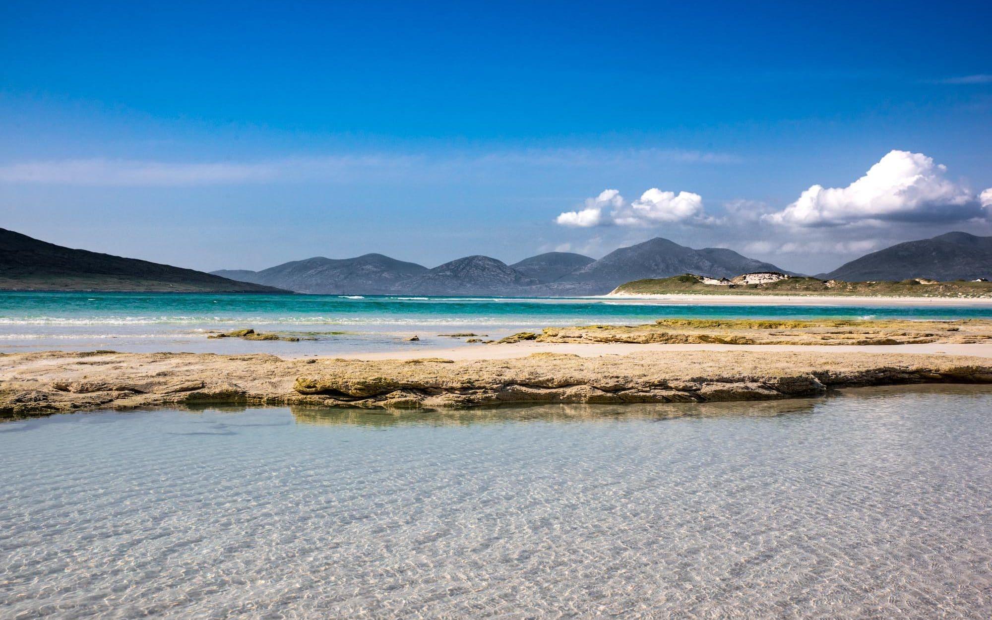 En Écosse ou sous les tropiques