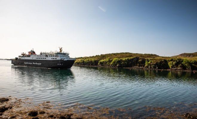 Le ferry de Lewis et Harris