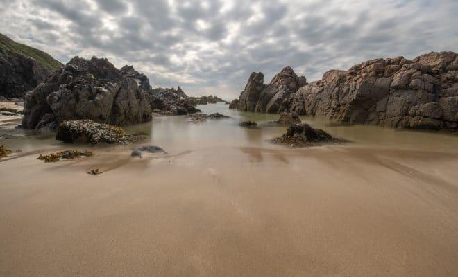 Les rochers de Mangarstadh