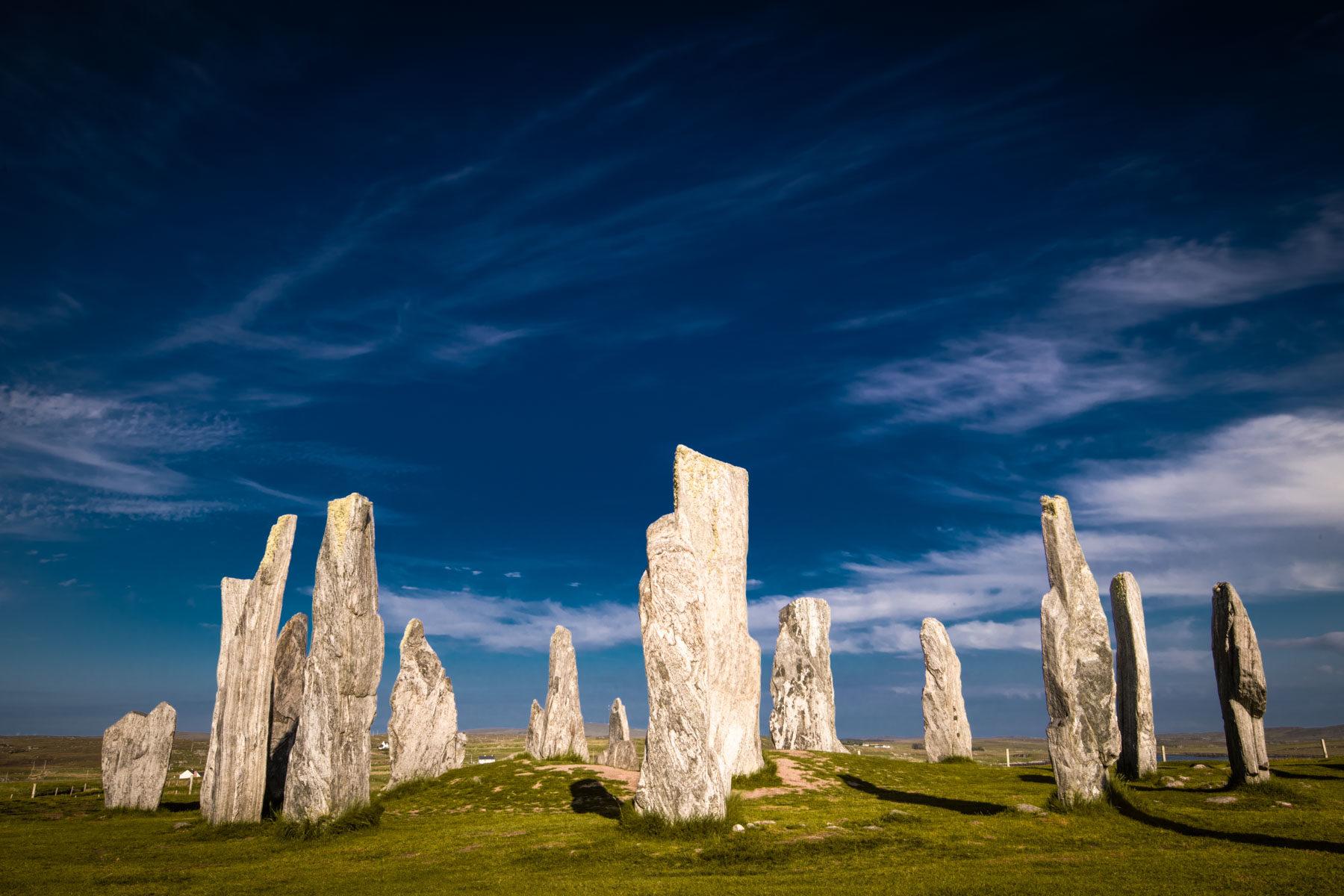 pierres levées de calanais roadtrip ecosse sir edwards