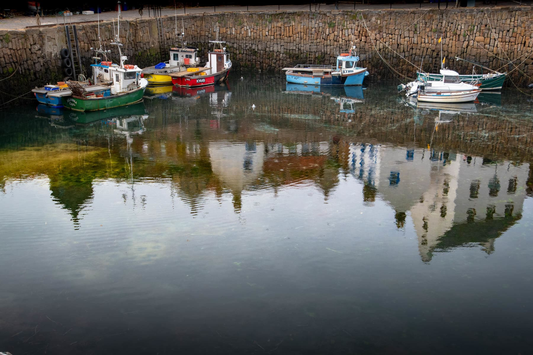crail pêche roadtrip ecosse siredwards