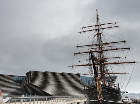 Un week-end à Dundee ?
