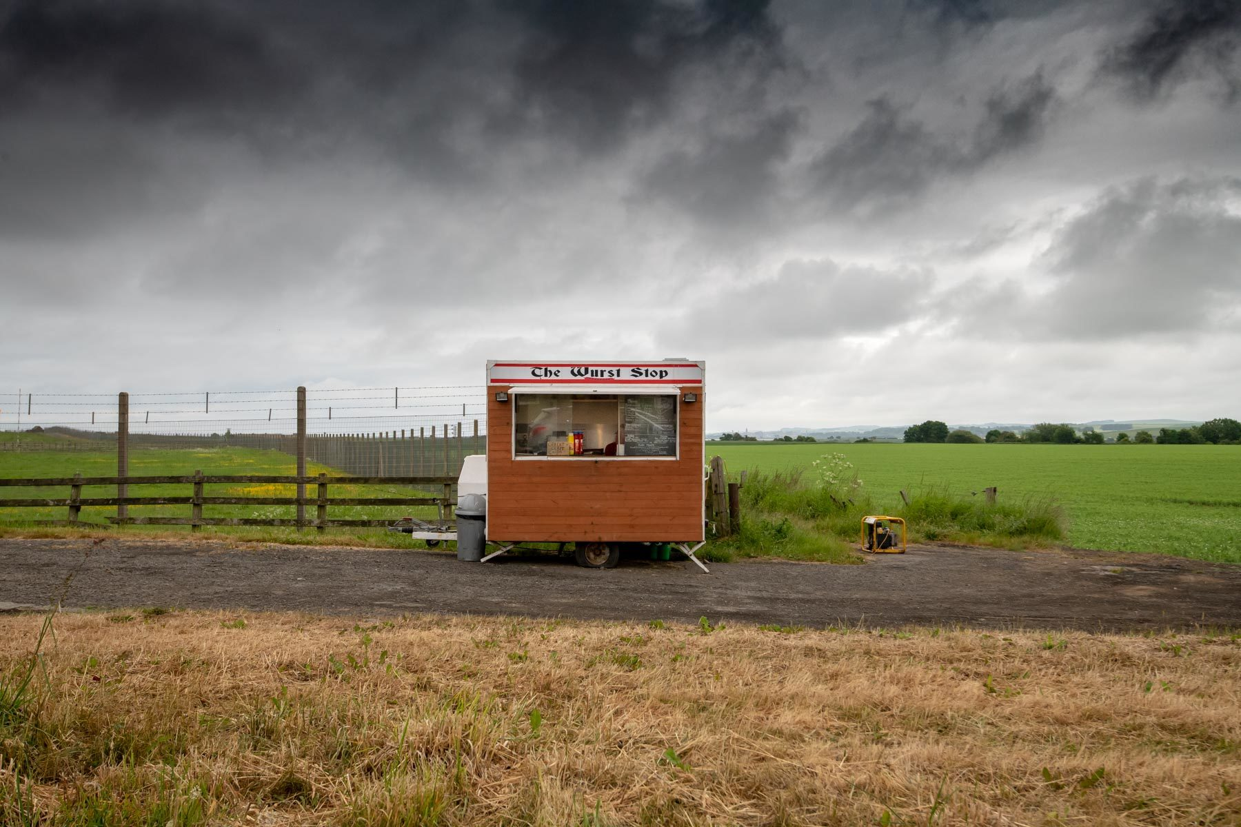 food truck roadtrip ecosse siredwards