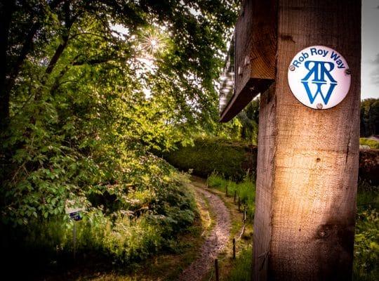 Sur les traces du Robin des bois écossais