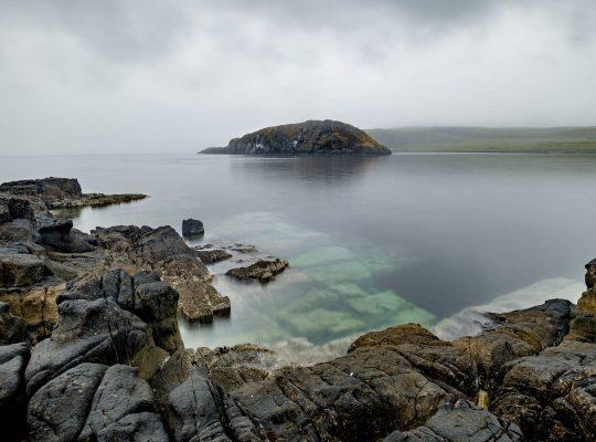 Île de Skye, on a marché sur la lave !