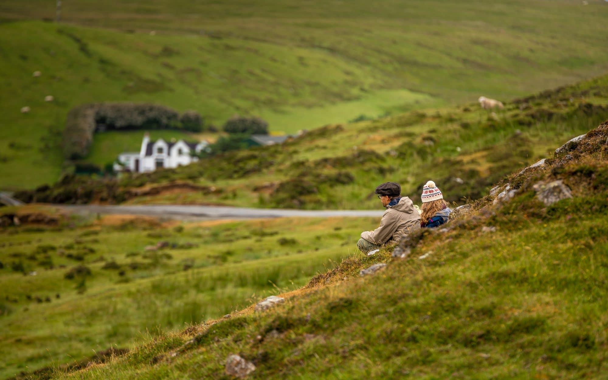 Un cottage sur l'île de Skye