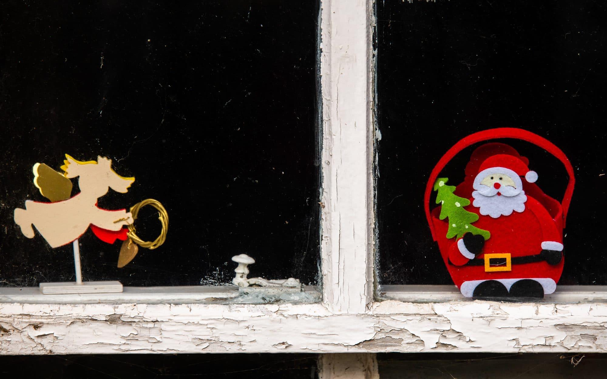 En Écosse on attend le père Noël en musique