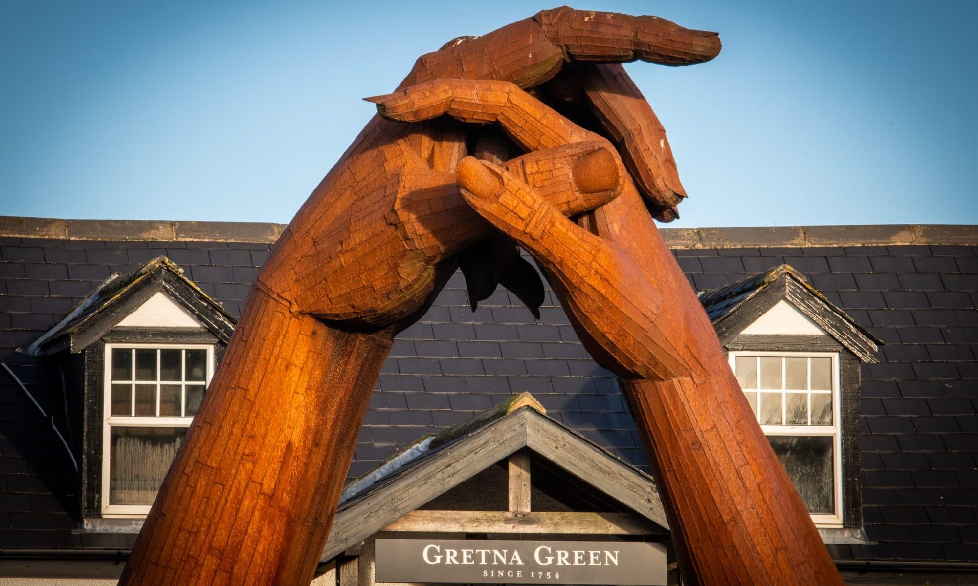 Gretna Green le refuge des amoureux