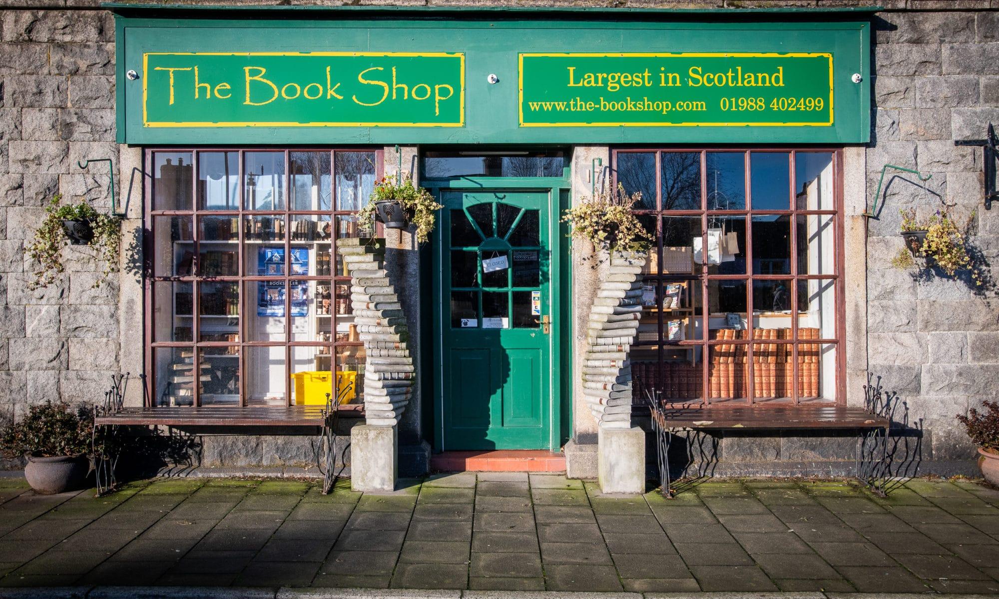 Le village des amoureux des livres