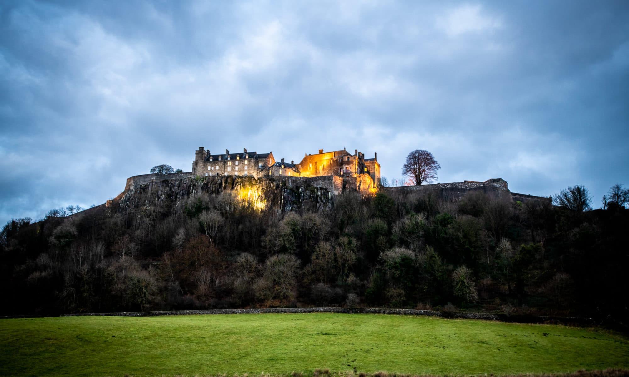 Les fantômes du château de Stirling