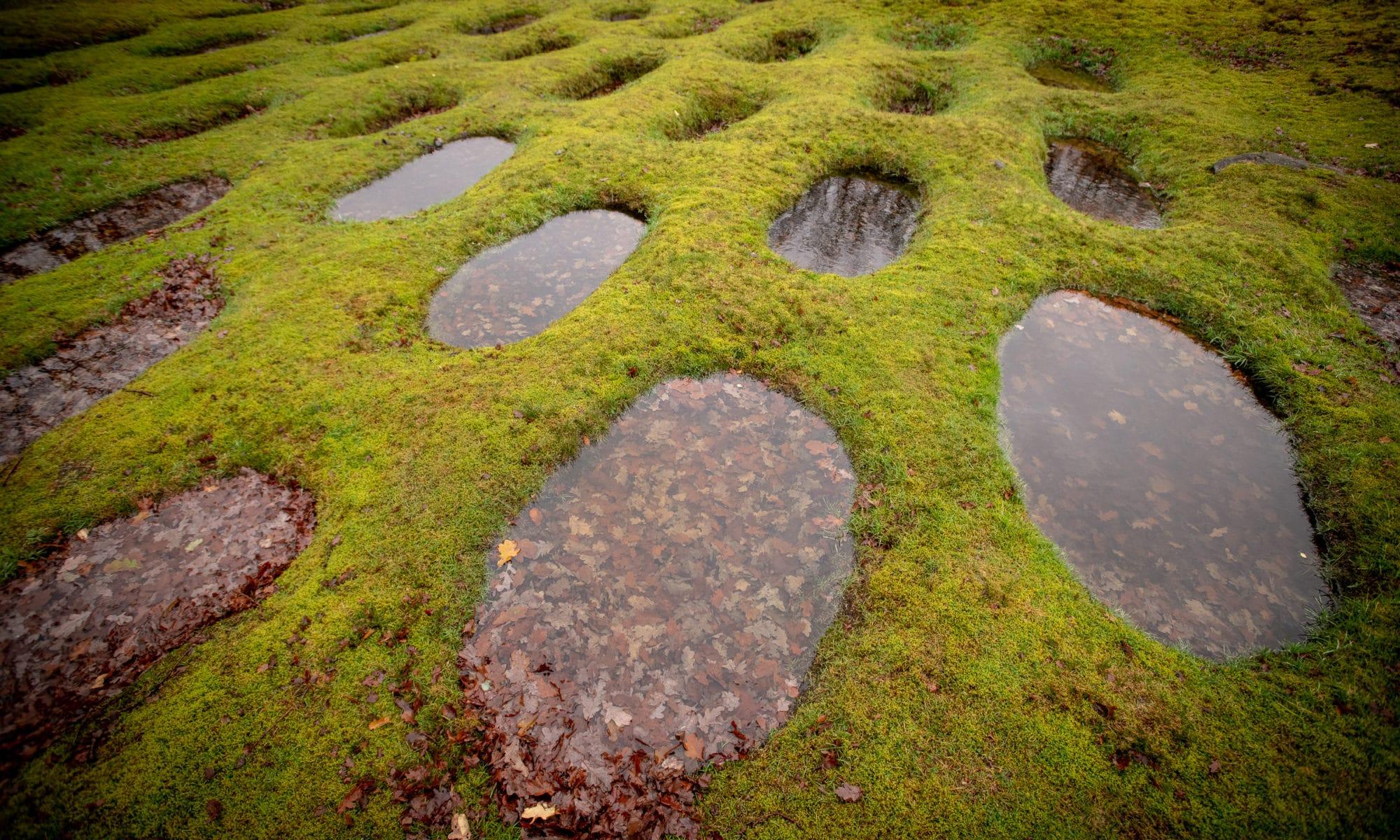 Sur les traces des romains en Écosse
