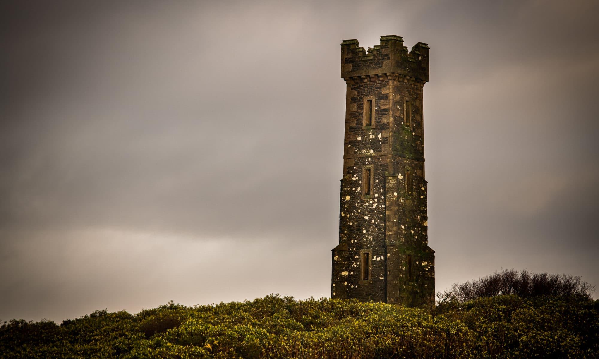 Au pied de la Tor of Craigoch