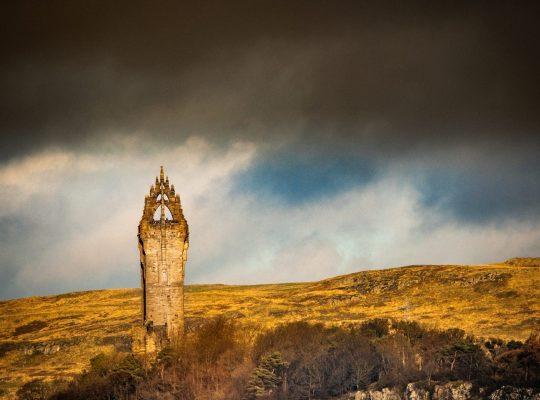 Wallace, un « monument » écossais