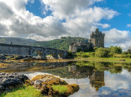 Scotch whisky tourbé, le goût de l'Écosse