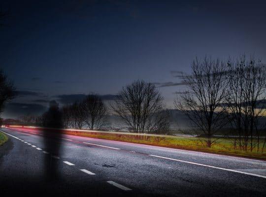 A75, la route la plus hantée d'Écosse !