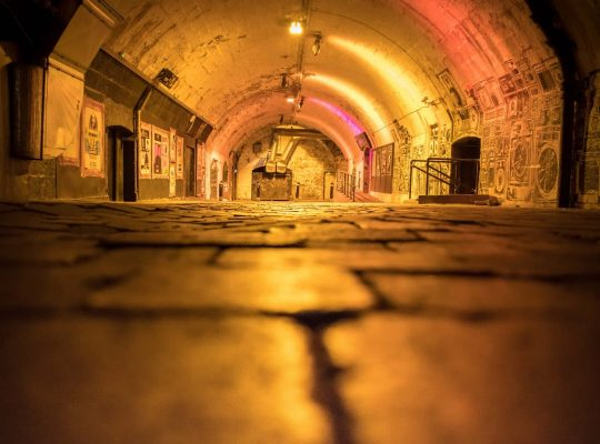 À Aberdeen, la nuit se passe « underground » !