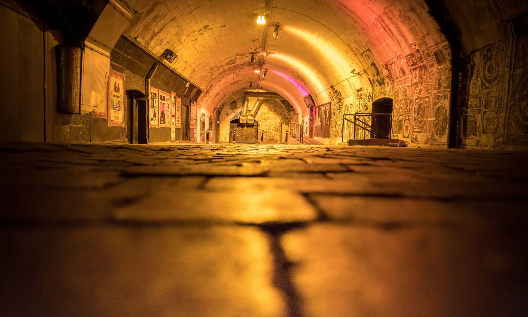 La nuit underground à Aberdeen