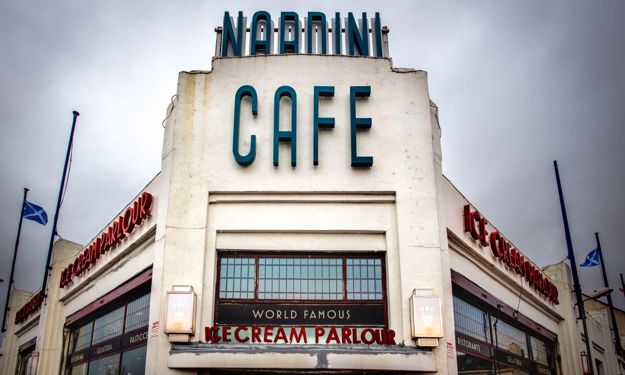 Nardini, des glaces toute l'année