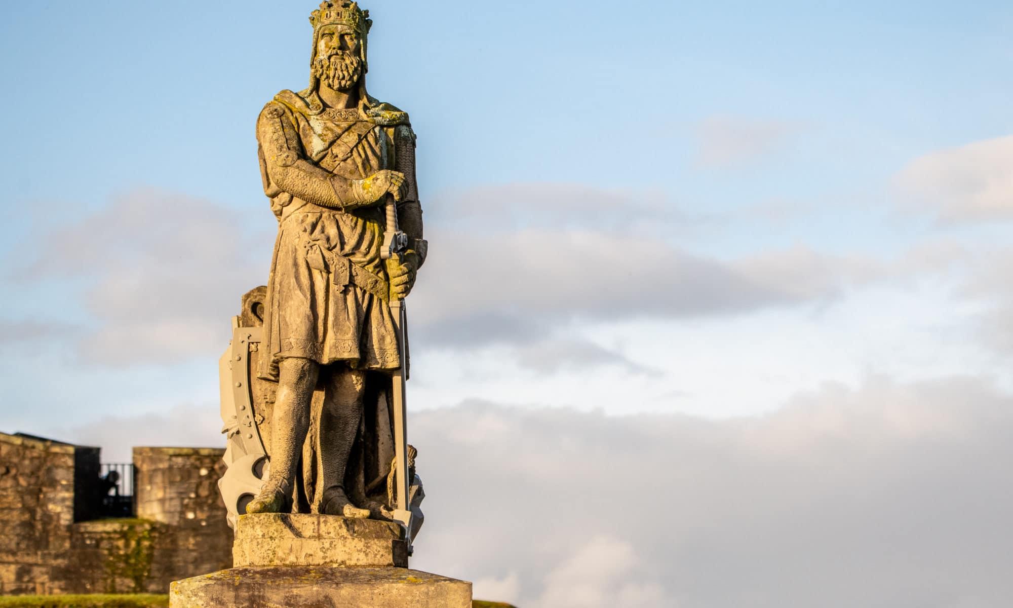 Robert the Bruce, héros des Écossais